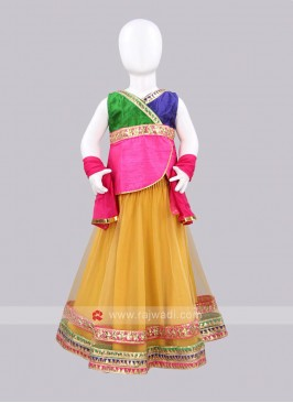 Sugar Candy Girls Traditional Lehenga Set