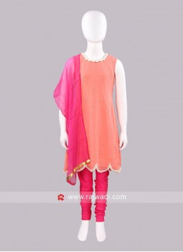 Sugar Candy Readymade Kids Salwar Kameez