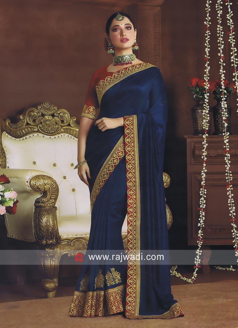 f227cef543720 Tamannaah Bhatia Art Silk Saree. Hover to zoom