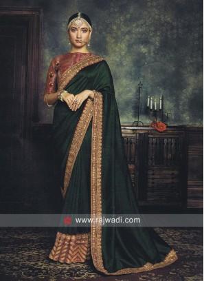 Tamannaah Bhatia Bollywood Saree