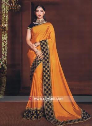 Tamannaah Bhatia Chiffon Silk Saree