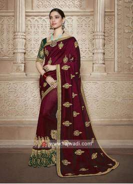 Tamannaah Bhatia Designer Saree