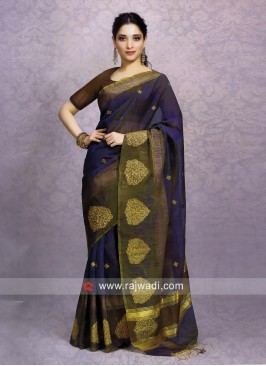 Tamannaah Bhatia Designer Wedding Saree