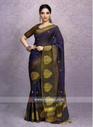 Tamannaah Bhatia Designer Wedding Saree