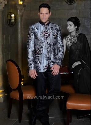 Terry Rayon Fabric Jodhpuri Suit