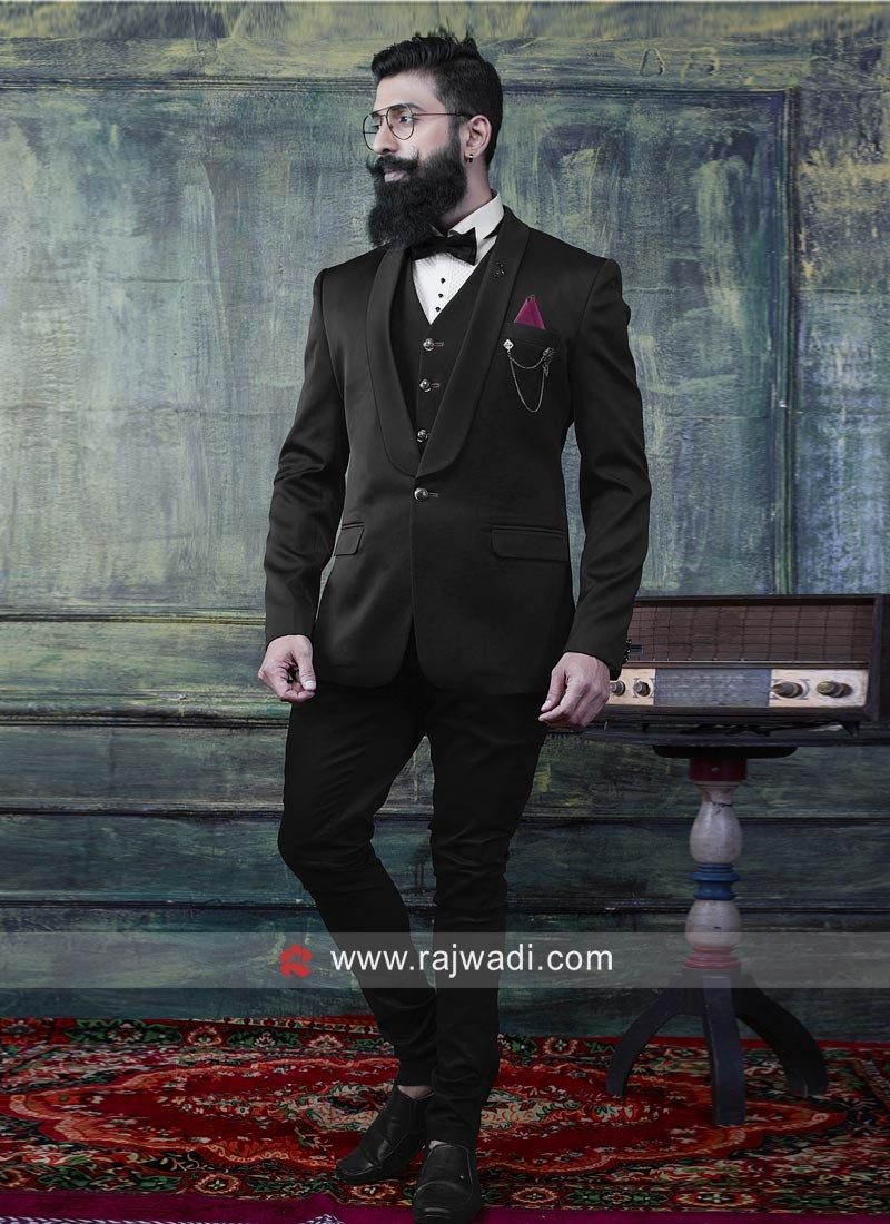 Imported Fabric Suit For Party