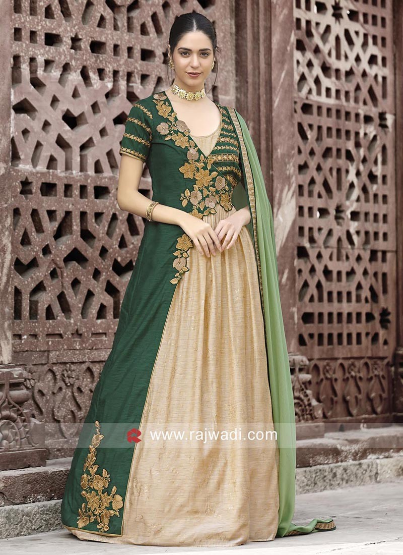 Textured Fabric Salwar Suit with Jacket