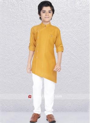 Attractive Mustard Yellow Kurta Pajama
