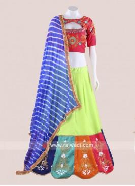 Thread Work Chaniya Choli for Navratri