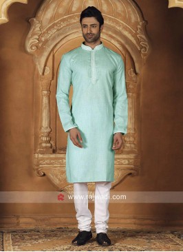 Thread Work Kurta Pajama For Party