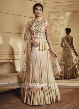 Thread Work Lehenga Choli