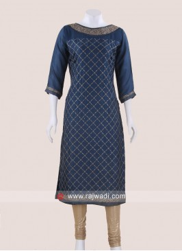 Tikki Work Straight Fit Tunic