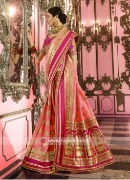 Traditional Banarasi Silk Saree