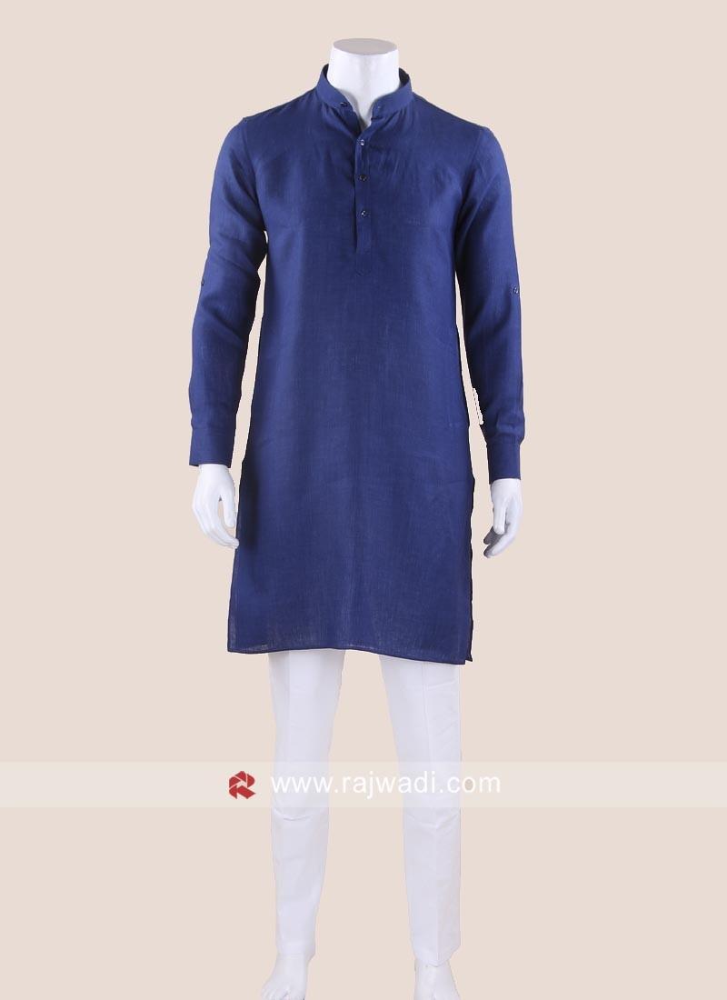 Traditional Blue kurta pajama