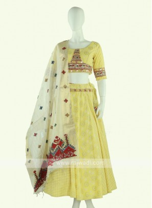 Traditional Chaniya Choli