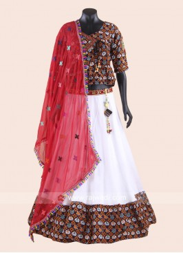 Traditional Chaniya Choli for Garba