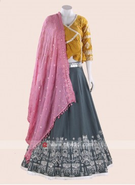 Traditional Chaniya Choli with Dupatta