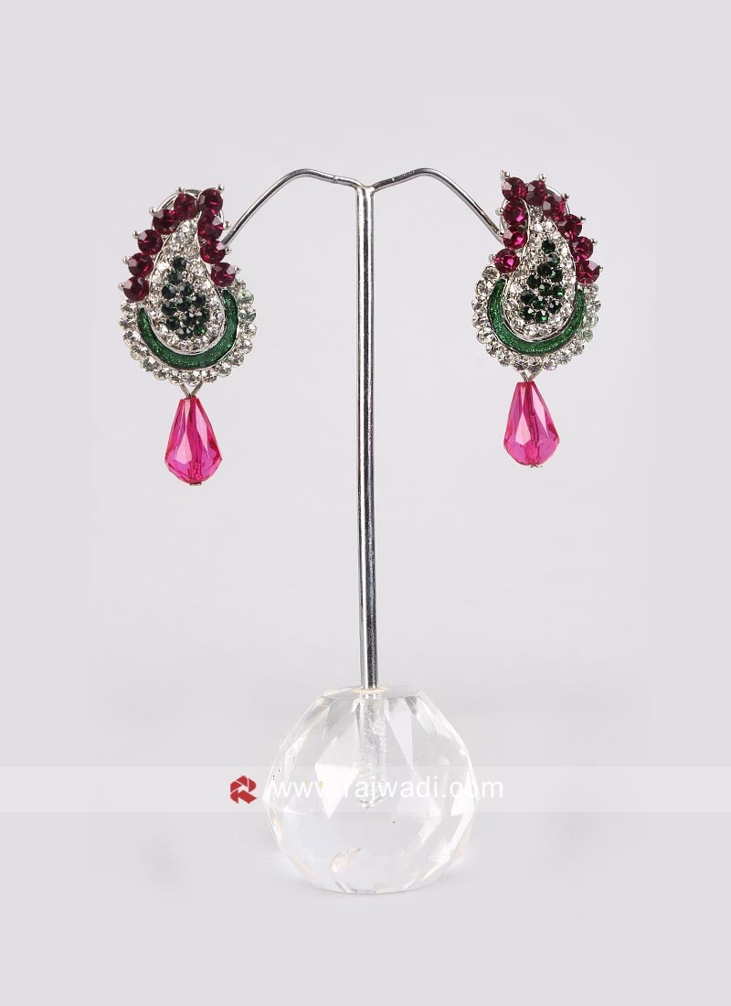 Traditional Drop Earrings