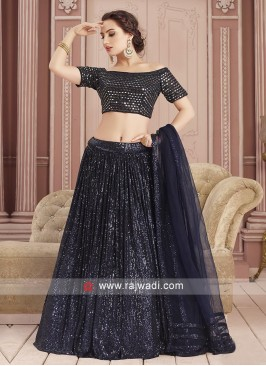 Traditional Georgette Fabric Choli Suit