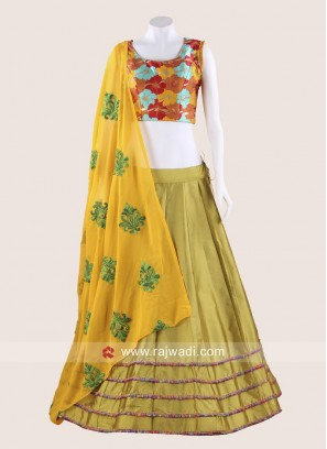 Traditional Gujarati Chaniya Choli