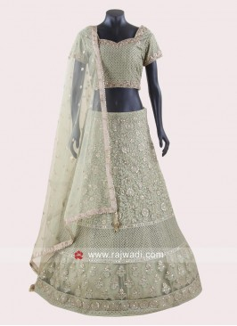 Traditional Heavy Work Lehenga Choli