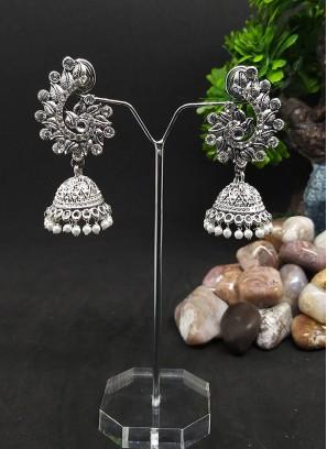 Traditional Jhumka Earrings