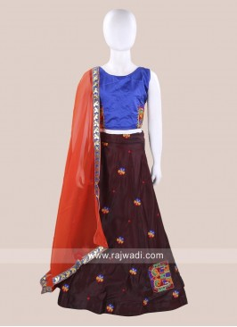 Traditional Kids Chaniya Choli