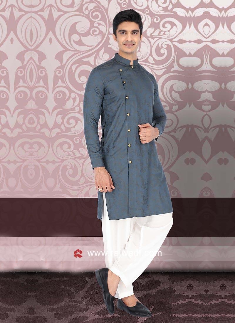 Traditional Pathani Set For Mens