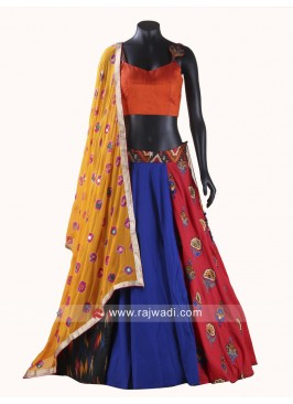 Traditional Kutchi Work Chaniya Choli