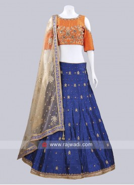 Traditional Lehenga Choli with Dupatta