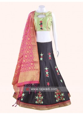 Traditional Look Chaniya Choli For Navratri