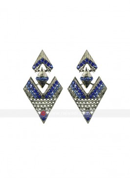 Traditional Metal Earrings