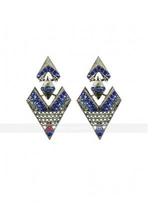 Traditional Metal Earrings