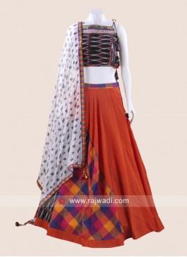 Traditional Navratri Chaniya Choli