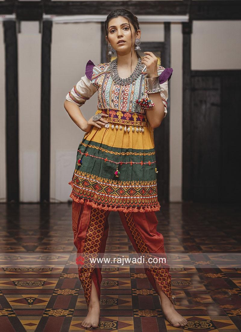 Traditional Navratri Kedia for Womens