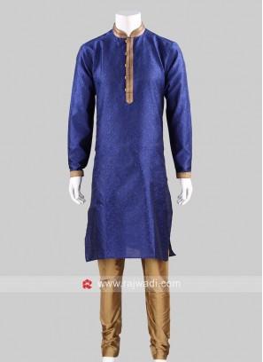 Traditional Navy kurta pajama