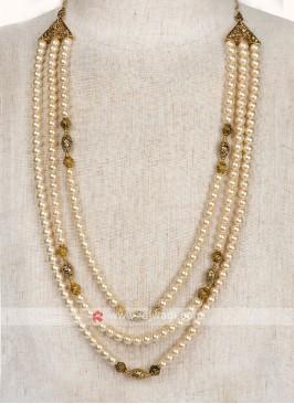 Traditional Pearl Work Mala