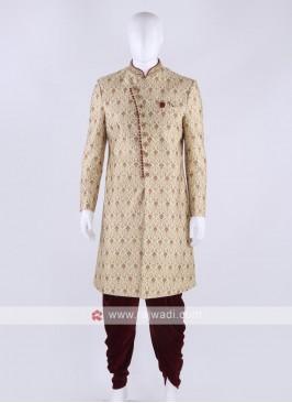 Traditional Sherwani Suit
