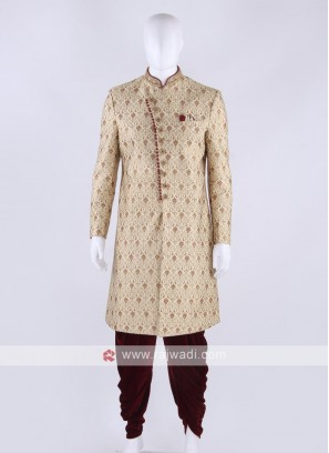 Traditional Sherwani Suit