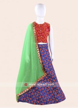 Traditional Stitched Chaniya Choli for Garba