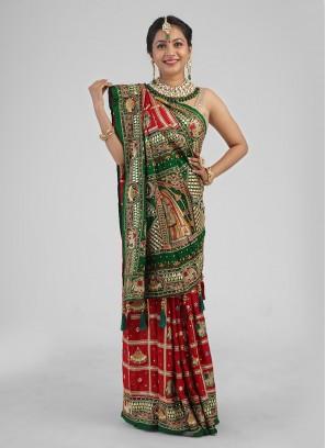 Traditional Wedding Sarees For Bride