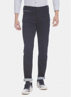 U S POLO Men Blue Regallo Skinny Fit Mid Jeans