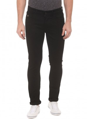 U S POLO Rinsed Slim Tapered Fit Jeans
