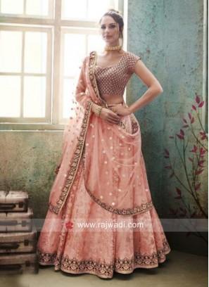 Exclusive Wedding Lehenga Choli