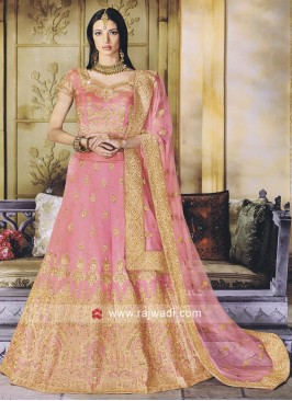 Unstitched Heavy Lehenga Choli