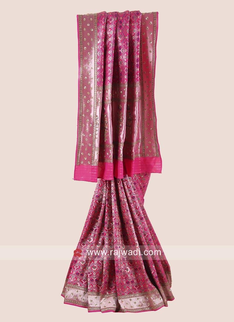 Uppada Silk Designer Saree