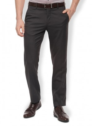Van Heusen Brown Trousers