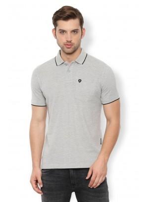 Van Heusen Grey T-Shirt