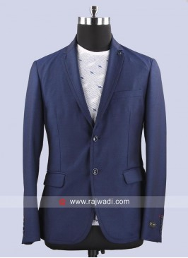 Van Heusen Slim Fit Full Sleeve Blazer