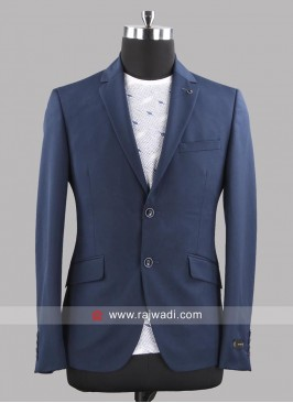 Van Heusen Terry Rayon Slim Fit Blazer For Wedding